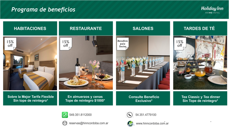Holiday Inn Córdoba